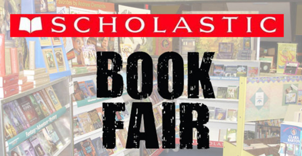Book Fair is BACK!