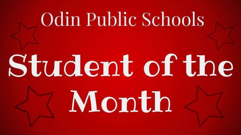 March Students of the Month!