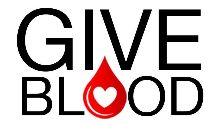 First Blood Drive of Year!