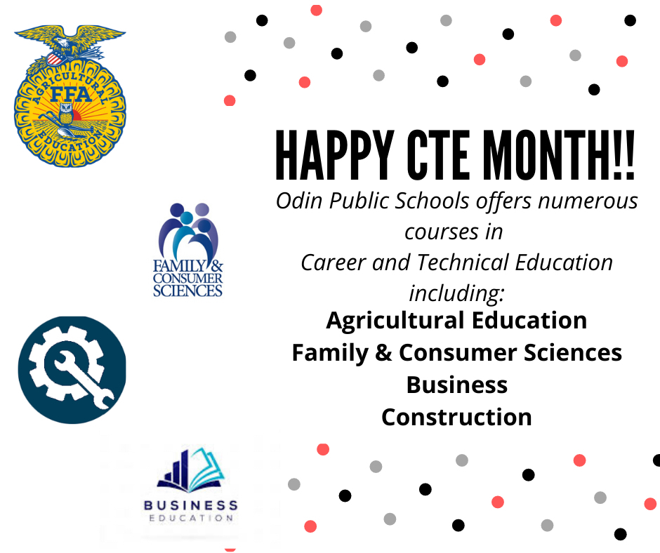 CTE Month Flyer
