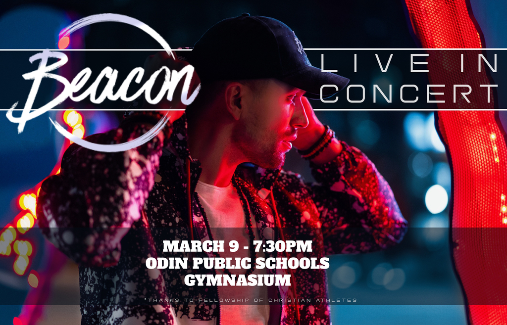 Beacon Live In Concert Poster