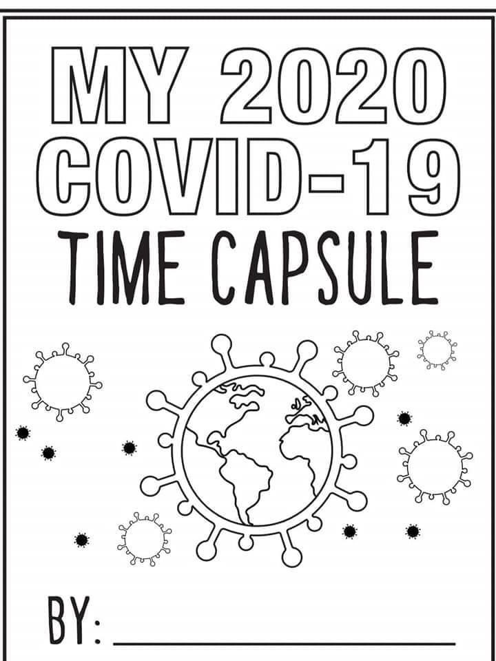 Time Capsule Page 1